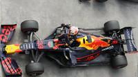 Max Verstappen vítězí v závodě v Brazílii