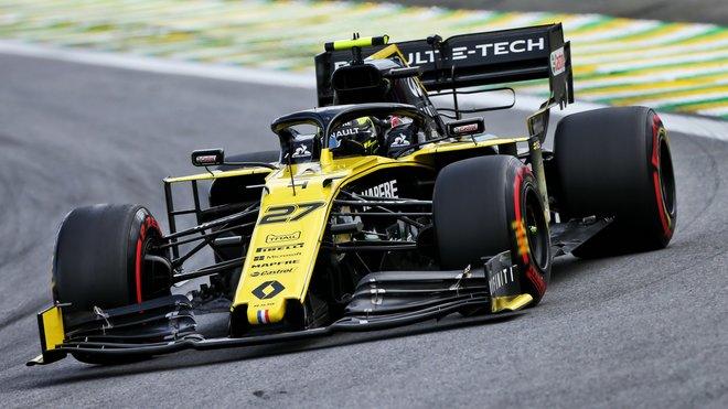 Renault svůj první test zvládl
