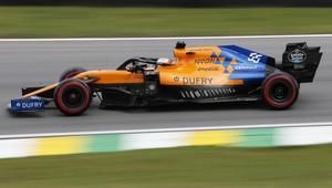 McLaren po 2072 dnech na pódiu a s jistotou 4. místa v šampionátu. Jeho šéf už šťastnější být nemůže + VIDEO - anotační obrázek