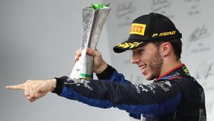 Gasly zvládl návrat do Toro Rosso mnohem lépe než než Kvyat, nese ale část viny, hodnotí Marko - anotační obrázek
