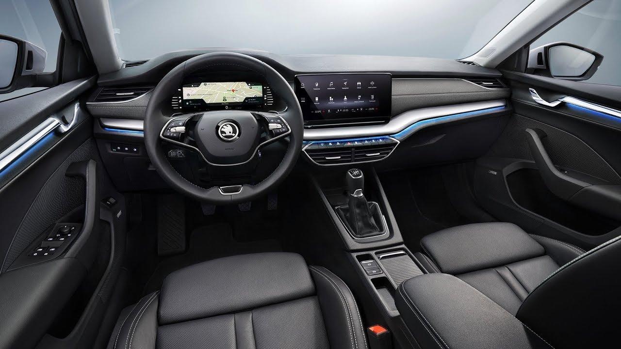 Nová Škoda Octavia 4 (2020) a DŮKLADNÉ PŘEDSTAVENÍ - anotační obrázek