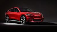 RADIKÁLNÍ ZMĚNA. Ford ukázal nový Mustang Mach-E. Základní cena je překvapivě nízká - anotační foto