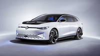 Studie VW ID. SPACE VIZZION se pyšní špičkovou aerodynamikou a vnitřním prostorem - anotační obrázek