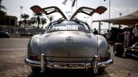Mercedes v Abú Zabí