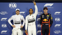 Tři nejlepší jezdci po kvalifikaci v Abú Zabí