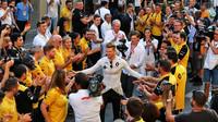 Nico Hülkenberg ukončil svou kariéru v F1 v Abú Zabí