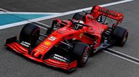 Ferrari titul prohrálo v momentě, kdy navrhlo letošní vůz, uznává Binotto - anotační obrázek