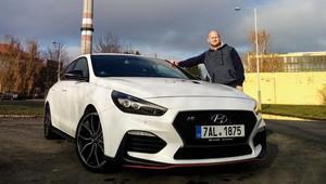 Test: Hyundai i30 N Performance fastback, Dr. Jekyll a pan Hyde - anotační obrázek