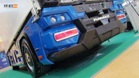 KAMAZ společně s Američany vyvinul bezpilotní nákladní automobil - anotační foto