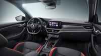 Škoda Kamiq MC interier