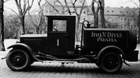 Škoda 125 užitkový automobil dodávaný jako dodávkový vůz, autobus pro deset cestujících či s dalšími speciálními nástavbami, 1927 – 1929, 1650 ks.