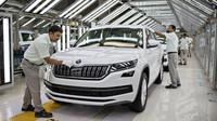 Škoda Auto dnes obnoví výrobu přerušenou kvůli koronaviru