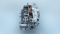 Hybridní ústrojí má rozměry klasické převodovky. Tvoří ho planetový převod s 2 stupni volnosti, který slouží jako slučovač spalovacího motoru a elektromotoru. Zároveň je to bezestupňová automatická převodovka. Geniálně jednoduché a spolehlivé, v provozu nezničitelné.