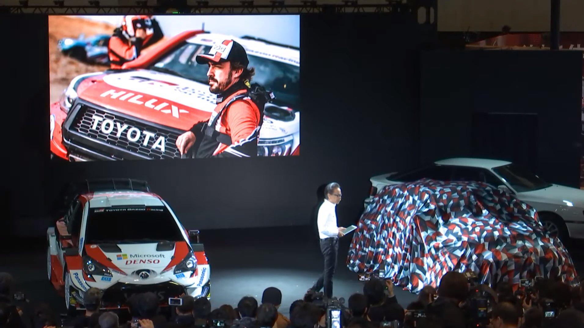 Autosalon Tokio 2020