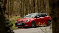 Toyota Hybrid je symbolem ohleduplnosti k přírodě.