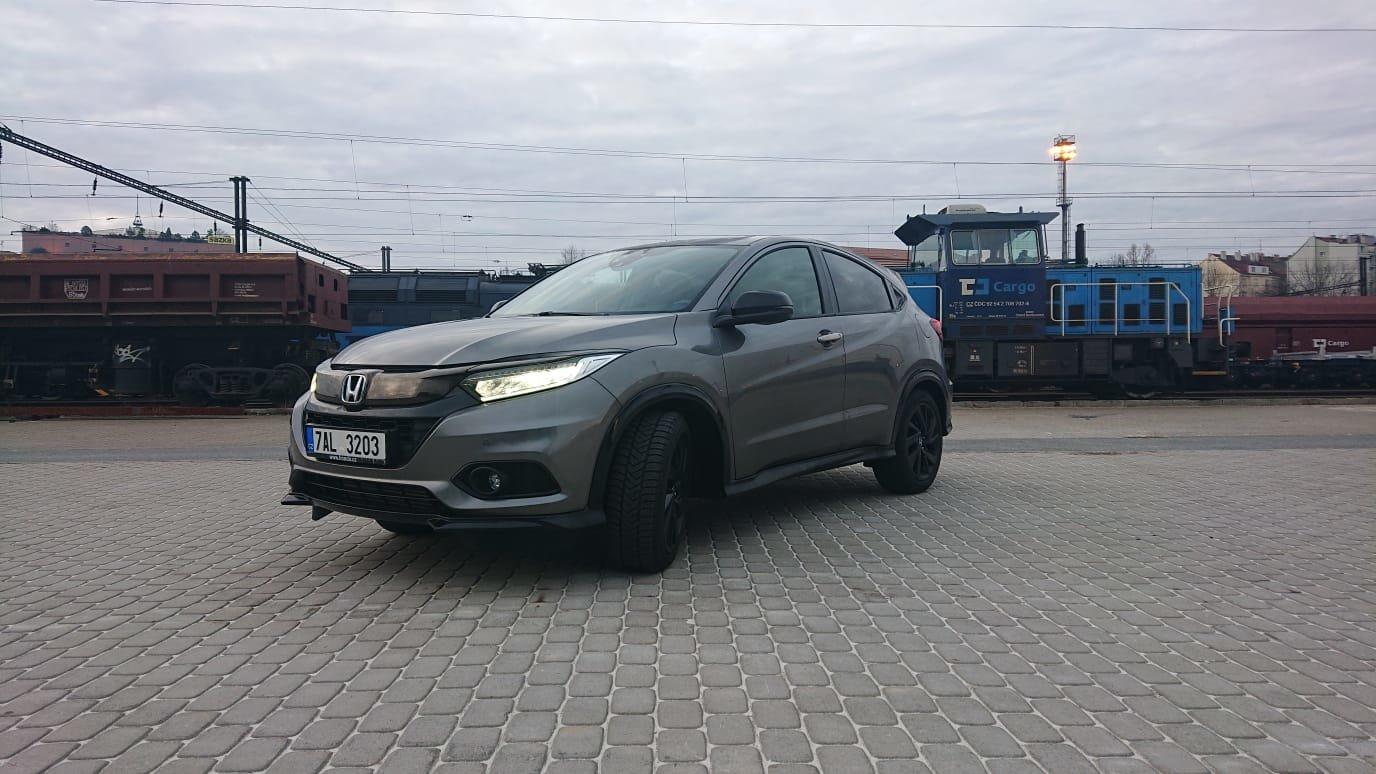 Honda HR-V 1,5 turbo sport