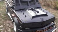 VAZ-2107 Mad Max