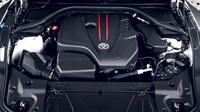 2 litrový přeplňovaný motor má výkon 258 koní a točivý moment 400 Nm, to jsou dostatečné parametry pro sportovní svezení.