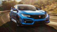 Modernizovaná Honda Civic Type-R se chce vrátit na post krále hot-hatch - anotační foto