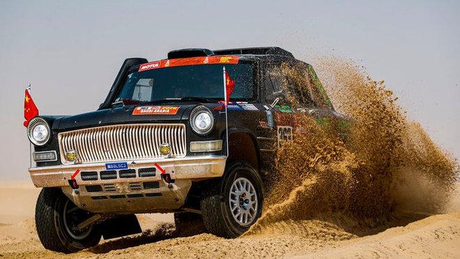 Hongqi CA770 Dakar