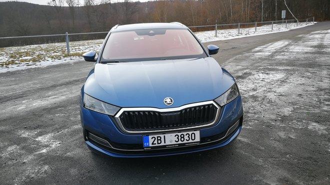 Škoda Octavia Combi 1,5 TSI ACT