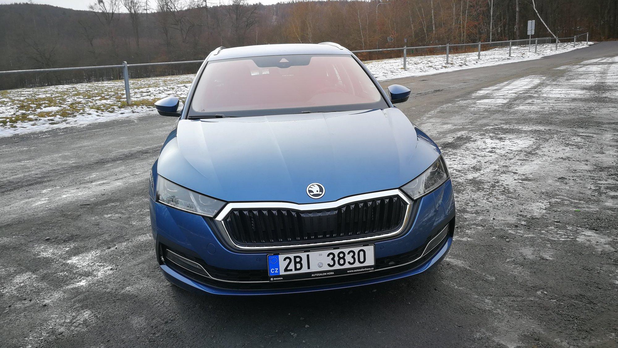 MINITEST: Škoda Octavia combi 1,5 TSI IV. generace ve zřejmě nejžádanější konfiguraci - anotační obrázek