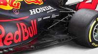 Záď nového Red Bullu RB16