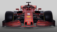 Ferrari SF1000 připravené pro sezónu 2020