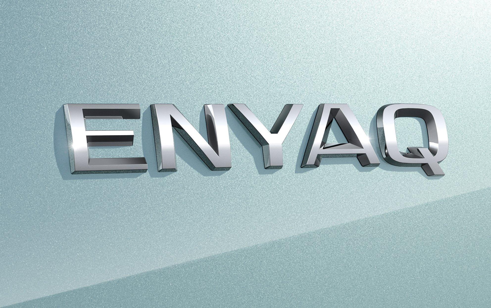 ŠKODA ENYAQ: První čistě elektrické SUV značky už má své jméno - anotační obrázek