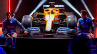 Představení nového vozu McLaren MCL35