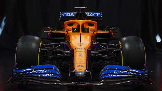 McLaren začal v Austrálii balit jako první