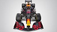 Nový Red Bull RB16