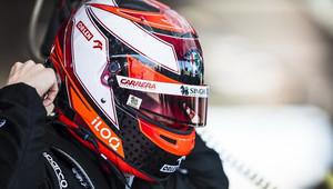 Druhý den testů v Barceloně: Raikkonen s nejrychlejším časem, Mercedes předvedl geniální fintu - anotační obrázek