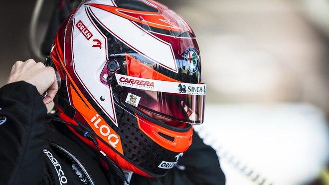 Kimi Räikkönen ve Fioranu