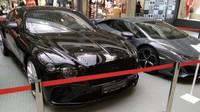 Výstava vozů Černá růže