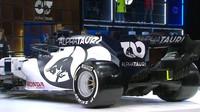 Představení nového vozu AlphaTauri AT01 - Honda