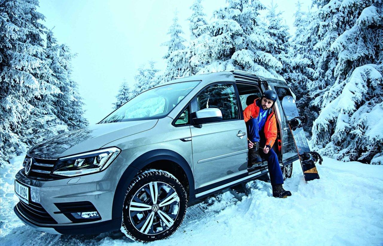 Volkswagen Caddy s prodlouženou zárukou na  2+2 roky/1 000 000 km - anotační obrázek