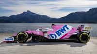 Nový vůz Racing Pointu
