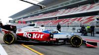 Hrozí Williamsu konec ve Formuli 1? Ve hře je prodej jiným investorům - anotační foto