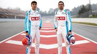 Týmový jezdci Williams pro sezónu 2020