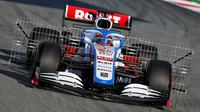 Dočkají se piloti F1 před prvním závodem testovacích jízd? Russell v to doufá - anotační foto