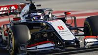 Romain Grosjean v rámci druhého dne předsezonních testů v Barceloně