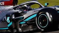 FOTO: Druhý den testů v Barceloně - úřaduje Kimi, Mercedes pod drobnohledem - anotační foto