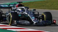 ŽIVĚ: Poslední den testů - Bottas i Verstappen odpoledne překonávají čas Ricciarda - anotační foto