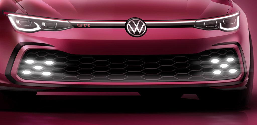 Osmá generace ikony: Světová premiéra nového modelu Golf GTI se uskuteční v Ženevě - anotační obrázek