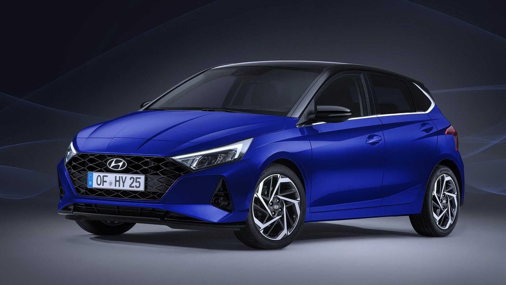 Nový Hyundai i20 bude stát za pozornost. Zachová si čtyřválec, nabídne hybrid a ostřejší design - anotační obrázek