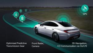 Společnosti Hyundai a Kia vyvinuly jako první na světě síťově propojené řízení převodovky - anotační obrázek