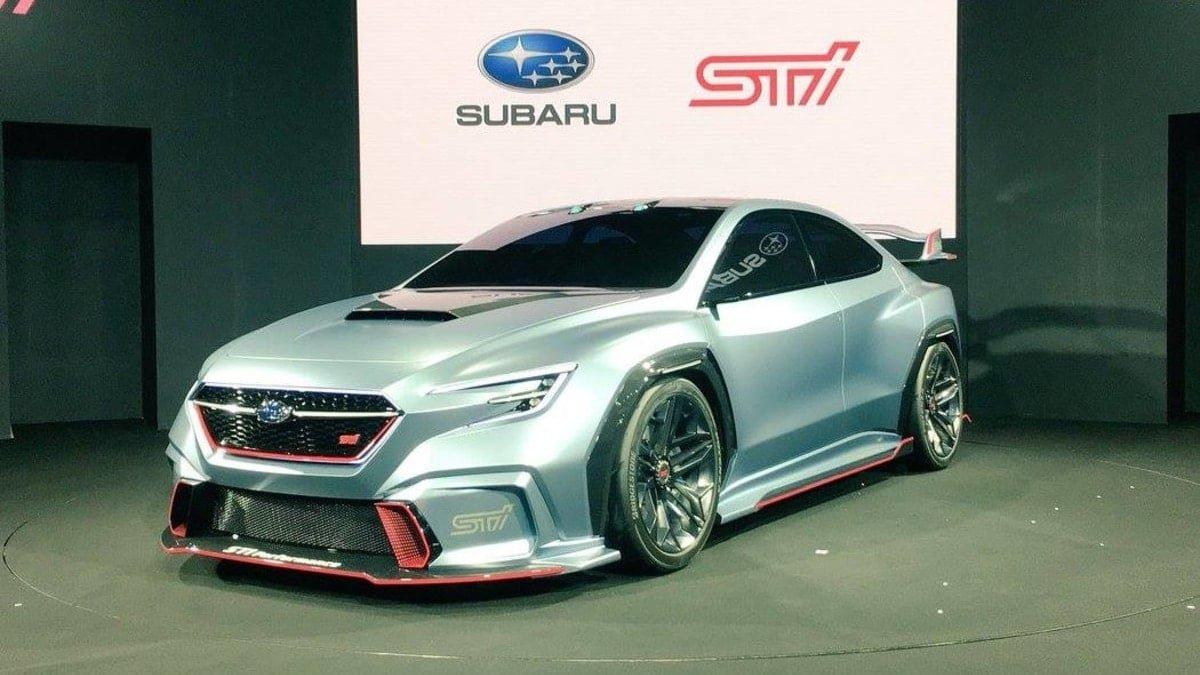 Nové Subaru Impreza WRX STI by mělo mít 2,4 litrový boxer o výkonu 400 koní - anotační obrázek
