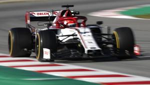 Ve středu byl v Barceloně nejrychlejší Kubica s Alfou. Jezdci se dopustili řady chyb - anotační obrázek
