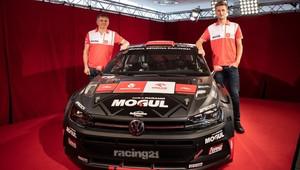 Jan Černý pojede v barvách Mogul Benzina Racing21 Teamu - anotační obrázek